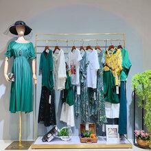 赫梵茜女装中老年女装夏装连衣裙成都批发市场进货女装中老年时尚女装图片