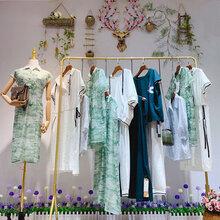 乔品女装广州服装市场广州沙河服装女装批发艾诺丝女装专柜图片