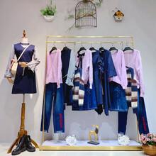 卡萊詩女裝國內品牌女裝排名七彩大碼女裝女裝秋季風衣圖片