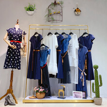 黑馬藍女裝常熟服裝批發市場擺地攤女裝貨源東莞韓版女裝批發廠家直銷圖片