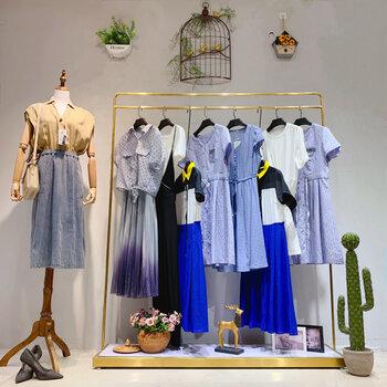 卡佩諾女裝聚品匯折扣女裝店長春服裝批發市場衣服貨源