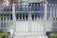 湖南塑钢围栏生产厂家30cm-170cm规格白色塑钢围栏价格