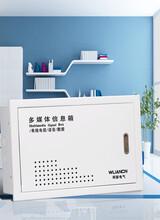 供应多媒体弱电箱弱电配电箱光纤信息箱家用弱电箱批发