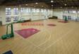 篮球运动地板篮球塑胶地板北京专业厂家{鹏辉地板}