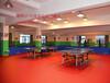 北京pvc塑胶地板专业厂商乒乓球塑胶地板卷材