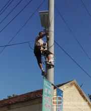 农村一体化太阳能路灯_山东一体化太阳能路灯
