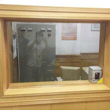 铅玻璃防辐射窗辐射装修铅玻璃窗医用X射线防护观察窗施工专业服务图片