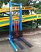 载重2吨手动液压堆高车/升降叉车/装卸车