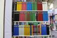 廠家供應鋁合金彩色接力棒8種顏色學校指定田徑器材