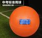 廠家銷售中考專用2kg充氣實心球標準體育訓練器材