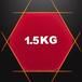 廠家供應彩色男女通用浸塑啞鈴規格1kg-5kg居家健身器擦