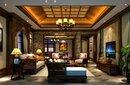 别墅装修,新中式别墅装修设计经典案例图片