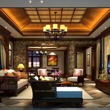别墅装修,新中式别墅装修设计经典案例