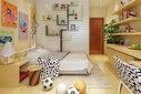 家居装修,充满活力的现代家居装修设计案例图片