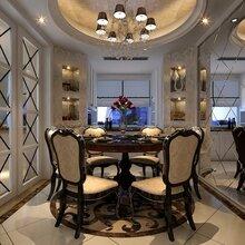 160平凤凰城18万简欧风格装修设计案例