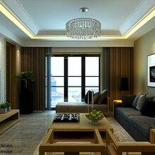 万科城墅127平15万现代风格装修设计案例