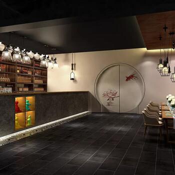 上海最新特色餐厅装修案例-上海知名餐厅装修公司