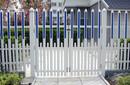 有质量保证的pvc塑钢围栏草坪围栏易佰生产