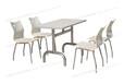 不锈钢快餐桌椅、食堂餐桌椅厂家、快餐桌椅图片防火板快餐桌椅厂家批发