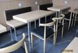 餐厅桌椅图片德克士餐桌桌椅