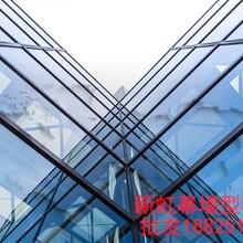 幕墻型材門窗幕墻專用防火墻體材料型材新虹廠家批發圖片