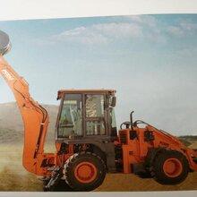 挖掘装载机两头忙图片
