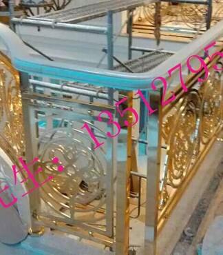 【选择厂家装饰铝艺别墅楼梯铝板设计旋转生肖是护栏别墅什么.图片