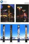 供应保定景观灯光伏发电设备太阳能路灯价格LED高杆灯图片