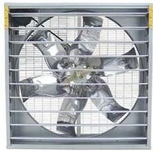 负压风机及水帘降温设备图片