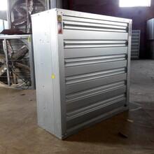 厂家定做畜牧风机镀锌板负压风机图片