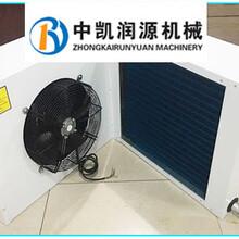 温室大棚加温设备-铜管散热器图片