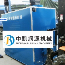 河南畜牧养殖加温设备-自动燃煤热风炉厂家图片