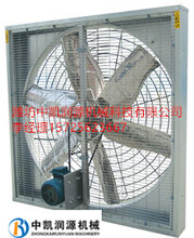 仓库排风换气设备畜牧风机厂家图片