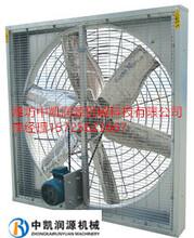 鸡舍排风设备镀锌板排风机轴流抽风机图片