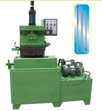 佛山不锈钢管滚槽机不锈钢置物架轮管机竹节管成型机图片