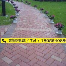 安徽合肥舒城定制多种陶土透水烧结砖厂家直销