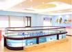 伊贝莎婴儿游泳系列之大型室内环流玻璃泳池