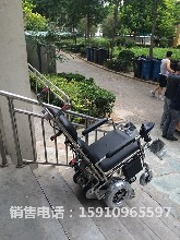 互帮电动爬楼轮椅/履带电动爬楼梯车/电动爬楼机/包邮货到付款