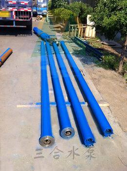 高扬程潜油泵