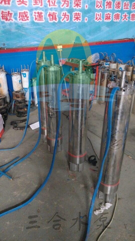 250qj不锈钢深井泵,300qj不锈钢深井泵