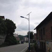 湖南新邵县严塘镇6米30W农村LED太阳能路灯厂家专业浩峰路灯
