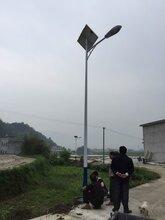 湖南娄底TYNDLD-027LED太阳能路灯浩峰照明