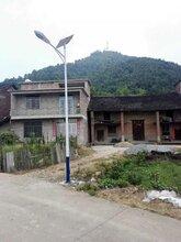 新农村太阳能路灯价格-农村太阳能路灯安装