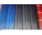 防腐瓦生产厂家直销PVCT型塑钢瓦采光瓦质量保证图片