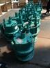 风动涡轮潜水泵煤矿用小型排污泵方便移动