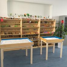 克拉玛依市学校心理咨询室设备沙盘图片