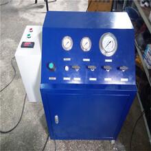 快速接頭耐壓試驗機數顯式壓力試驗機快速接頭檢測設備圖片