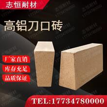高鋁刀口耐火磚爐門磚楔形耐火磚輕質磚爐磚防火磚異性耐高溫磚圖片