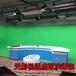 洋铭VGB-1000电子绿板系统教学视频录制网络直播虚拟演播室