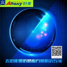 太阳能雷达(微波人体)感应LED路灯
